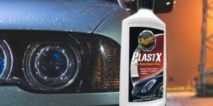 Meguiars PlastX Scheinwerfer Politur Test & Wirksamkeit